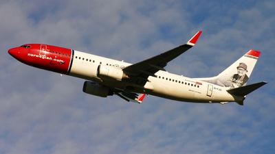A picture of EIFJC - Boeing 73781D - [39412] - © Hawkwind