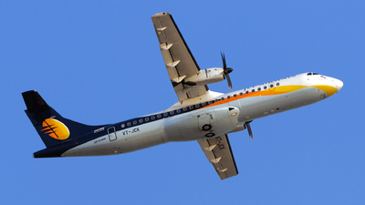 VT-JCK - ATR 72-212A(500) - Jet Airways