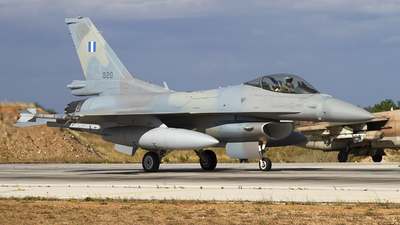 020 - Lockheed Martin F-16C Fighting Falcon - Greece - Air Force