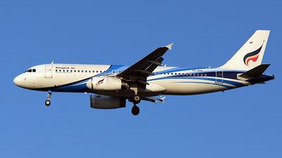 HS-PPK - Airbus A320-232 - Bangkok Airways
