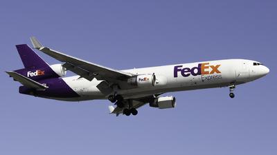A picture of N620FE - McDonnell Douglas MD11F - FedEx - © Sebastian C