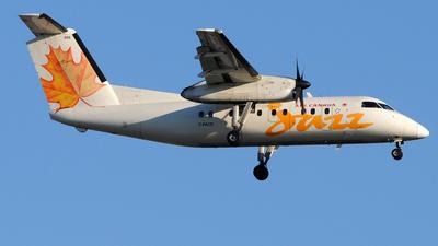 A picture of CFACD - De Havilland Canada Dash 8100 - [150] - © FOKKER AIRCRAFT