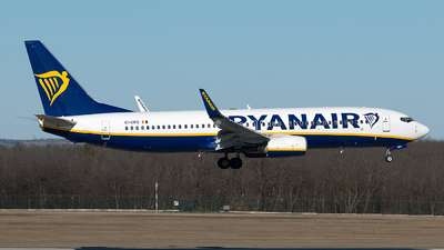 A picture of EIDPO - Boeing 7378AS - Ryanair - © Szabó Imre