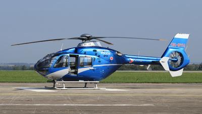 OK-BYH - Eurocopter EC 135T2+ - Czech Republic - Police