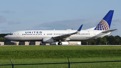 N73278 - Boeing 737-824 - United Airlines