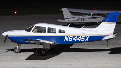 A picture of N8445X - Piper PA28181 - [288290032] - © Davin Amy