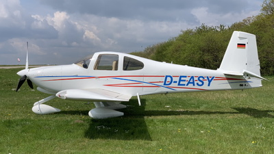 A picture of DEASY - Van's RV10 - [40300] - © Frenzel
