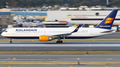 A picture of TFISN - Boeing 767319(ER) - Icelandair - © KnightHammer Aviation