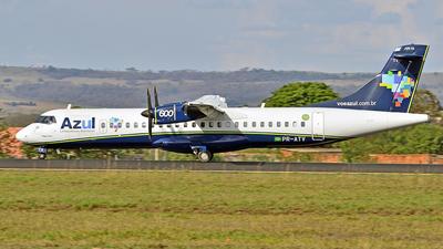PR-ATV - ATR 72-212A(600) - Azul Linhas Aéreas Brasileiras