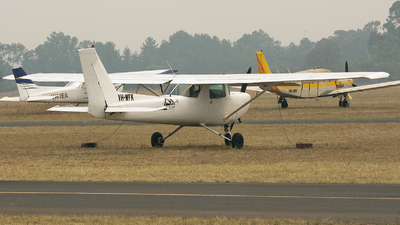 VH-WFK - Cessna 152 - AltoCap Flight School