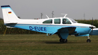 D-EUEE - Beechcraft F33A Bonanza - Private