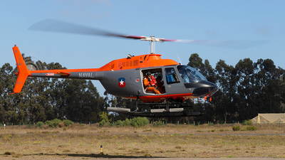 30 - Bell 206B-3 JetRanger III - Chile - Navy