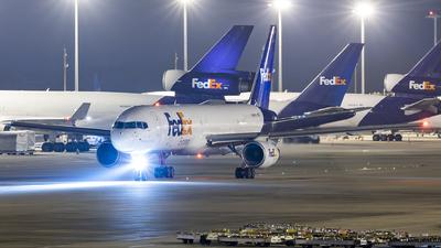 N948FD - Boeing 757-236(SF) - FedEx