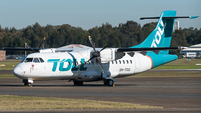 VH-TOQ - ATR 42-300 - Toll Aviation