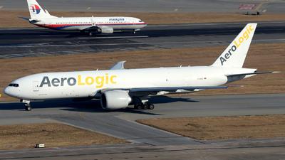 D-AALG - Boeing 777-FZN - AeroLogic