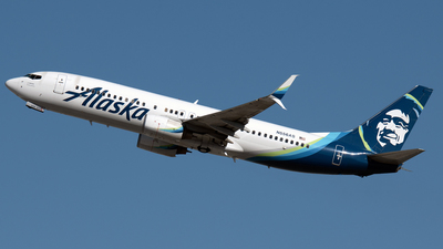 A picture of N556AS - Boeing 737890 - Alaska Airlines - © PAUL LINK