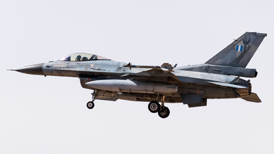 061 - Lockheed Martin F-16CJ Fighting Falcon - Greece - Air Force