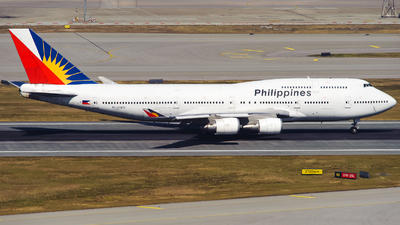 RP-C7472 - Boeing 747-4F6 - Philippine Airlines