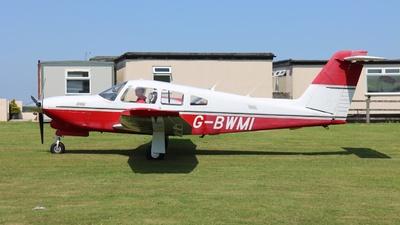 G-BWMI - Piper PA-28RT-201 Arrow IV - Private