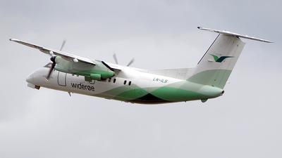 A picture of LNILS - De Havilland Canada Dash 8100 - Wideroe - © Paul Denton