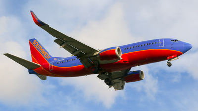 N612SW - Boeing 737-3H4 - Southwest Airlines