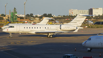 M-GRAN - Bombardier BD-700-1A11 Global 5000 - Emperor Aviation