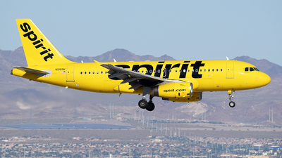 A picture of N516NK - Airbus A319132 - [2704] - © JC