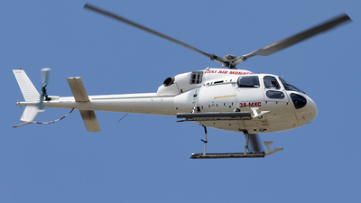 3A-MXC - Eurocopter AS 355N Ecureuil 2 - Heli Air Monaco
