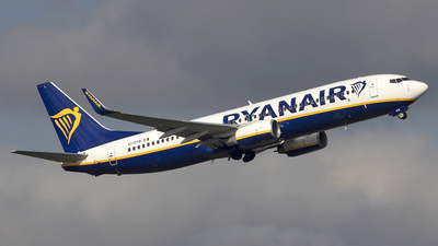 A picture of EIDYR - Boeing 7378AS - Ryanair - © Paul Spijkers