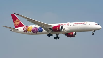 B-209R - Boeing 787-9 Dreamliner - Juneyao Airlines