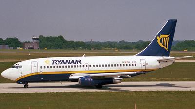 EI-CKR - Boeing 737-2K2(Adv) - Ryanair