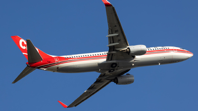 A picture of B1276 - Boeing 73789P - China United Airlines - © MAJOREDM