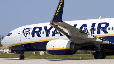 9H-QAJ - Boeing 737-8AS - Ryanair (Malta Air)