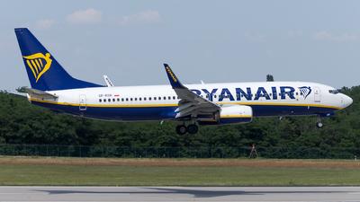 SP-RSR - Boeing 737-8AS - Ryanair Sun
