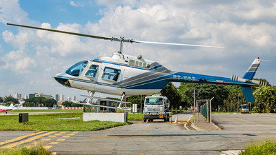 PT-YGZ - Bell 206B JetRanger III - Private