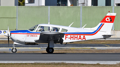 F-HHAA - Piper PA-28R-200 Cherokee Arrow - Air Alsace
