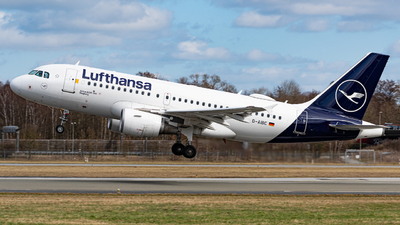 A picture of DAIBC - Airbus A319112 - Lufthansa - © Niclas Rebbelmund