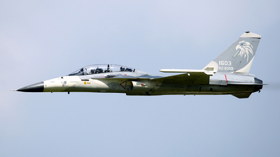 1603 - AIDC F-CK-1D Ching Kuo  - Taiwan - Air Force