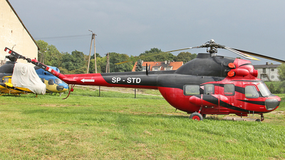 SP-STD - PZL-Swidnik Mi-2 Hoplite - Private