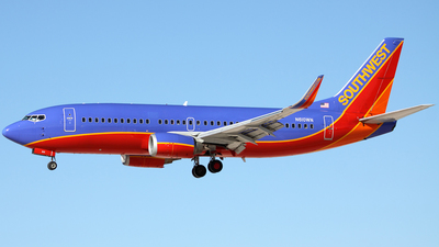 N610WN - Boeing 737-3H4 - Southwest Airlines