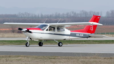 HA-JUA - Reims-Cessna F177RG Cardinal RG - Private