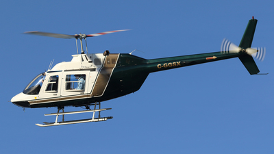 C-GGSX - Bell 206B JetRanger III - Vision Air Services Inc.