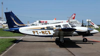 PT-MCX - Piper PA-34-200T Seneca II - Private