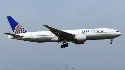 A picture of N798UA - Boeing 777222(ER) - United Airlines - © D_Y6888