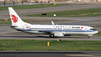 B-1219 - Boeing 737-89L - Air China