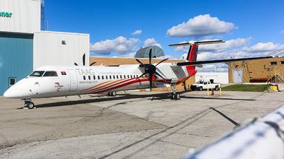 C-GNLX - Bombardier Dash 8-Q402 - TAAG Linhas Aéreas de Angola