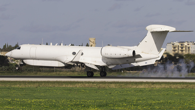 684 - Gulfstream G-V Nachshon Shavit - Israel - Air Force
