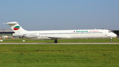 LZ-LDM - McDonnell Douglas MD-82 - European Air Charter