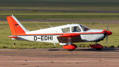 A picture of DEDHI - Piper PA28180 Cherokee C - [283149] - © Julian Azeroth