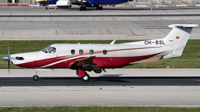 OH-BSL - Pilatus PC-12/47E - Fly 7 Executive Aviation
